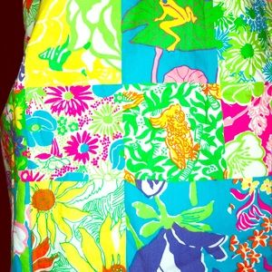 Lilly Pulitzer Dress size 6 classic Lilly